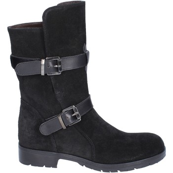Sko Dame Chikke støvler Triver Flight Ankelstøvler BR206 Sort
