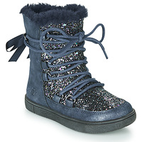 Sko Pige Vinterstøvler Mod'8 BLABY Marineblå