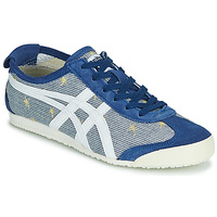 Sko Lave sneakers Onitsuka Tiger MEXICO 66 MIDNIGHT Blå / Hvid