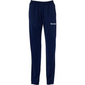 textil Dame Træningsbukser Kempa Jogging Femme  Emotion 2.0 bleu/jaune