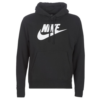 textil Herre Sweatshirts Nike M NSW CLUB HOODIE PO BB GX Sort