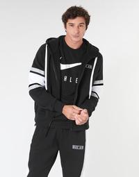 textil Herre Sweatshirts Nike M NSW NIKE AIR HOODIE FZ FLC Sort