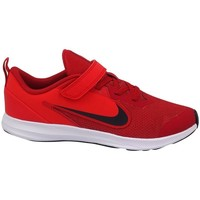 Sko Dreng Lave sneakers Nike Downshifter 9 Psv Rød