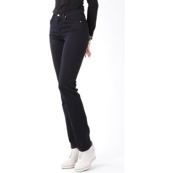 textil Dame Jeans - skinny Wrangler Jeans  True Blue Slim W27GBV79B