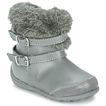 Sko Pige Chikke støvler Chicco GELDA Grå