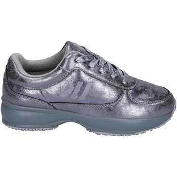 Sko Pige Lave sneakers Lumberjack BR283 Sølv