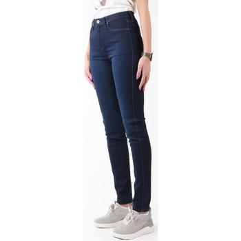 textil Dame Jeans - skinny Lee Scarlett High L626AYNA navy