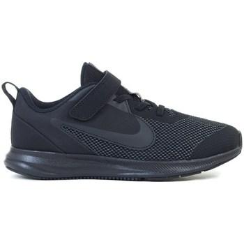 Sko Pige Lave sneakers Nike Downshifter 9 Psv Sort