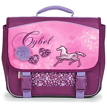 Tasker Pige Skoletasker Back To School CYBEL CARTABLE 38 CM Pink