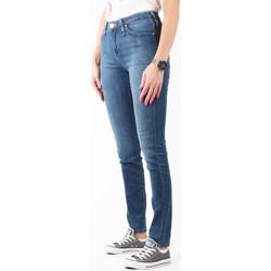 textil Dame Jeans - skinny Lee Scarlett High L626SVMK navy