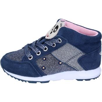 Sko Pige Høje sneakers Lelli Kelly BR330 Blå