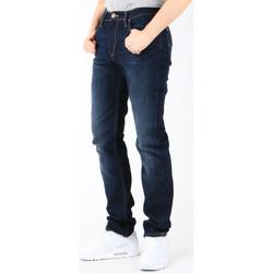 textil Herre Smalle jeans Lee Luke Deep Shadow L719YQDP navy
