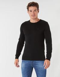 textil Herre Pullovere Tom Tailor FLORET Sort