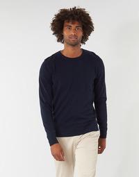 textil Herre Pullovere Tom Tailor FLORET Marineblå