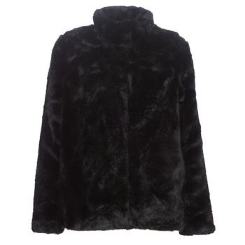 textil Dame Frakker Vero Moda VMMINK Sort