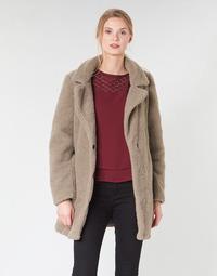 textil Dame Frakker Vero Moda VMZAPPA Beige