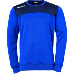 textil Sweatshirts Kempa Sweatshirt  Emotion 2.0 bleu/jaune