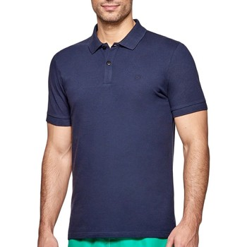 textil Herre Polo-t-shirts m. korte ærmer Impetus 7305G05 E97 Blå