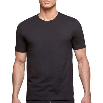 textil Herre T-shirts m. korte ærmer Impetus 1363002 020 Sort
