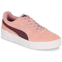 Sko Dame Lave sneakers Puma COURT CALI RS Pink