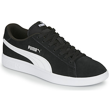 Sko Herre Lave sneakers Puma SMASH Sort