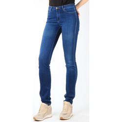 textil Dame Smalle jeans Wrangler Jeans  Cold Sky W26E8481V