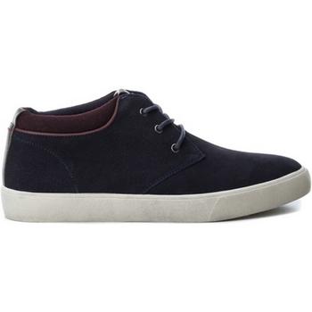 Sko Herre Lave sneakers B3D 40218 SERRAJE COMBINADO NAVY Azul marino