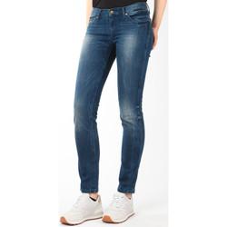 textil Dame Jeans - skinny Wrangler Hailey Slim W22T-XB-23C navy