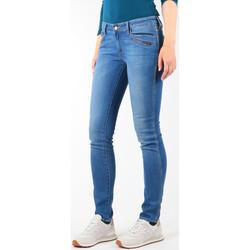 textil Dame Jeans - skinny Wrangler Jeansy  Courtney Skinny W23SJJ58V