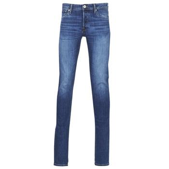 textil Herre Smalle jeans Jack & Jones JJIGLENN Blå / Mørk