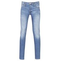 textil Herre Smalle jeans Jack & Jones JJIGLENN Blå / Lys