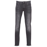 textil Herre Smalle jeans Jack & Jones JJIGLENN Sort