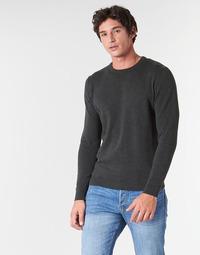 textil Herre Pullovere Jack & Jones JJEBASIC Grå