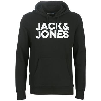textil Herre Sweatshirts Jack & Jones JJECORP LOGO Sort