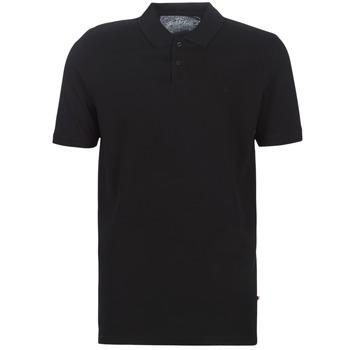 textil Herre Polo-t-shirts m. korte ærmer Jack & Jones JJEBASIC Sort