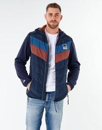 textil Herre Jakker Jack & Jones JORJASPER Marineblå / Rød