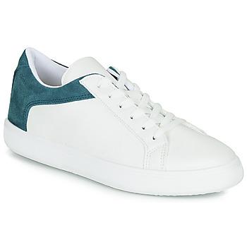 Sko Dame Lave sneakers André BAILA Grøn
