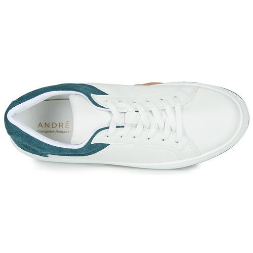 BAILA  André  lave sneakers  dame  grøn LxT3h