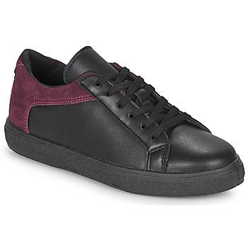 Sko Dame Lave sneakers André BAILA Sort