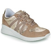 Sko Dame Lave sneakers André ALLURE Gylden