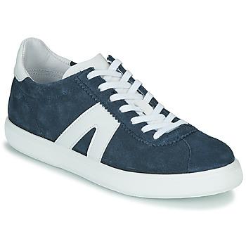 Sko Herre Lave sneakers André GILOT Blå
