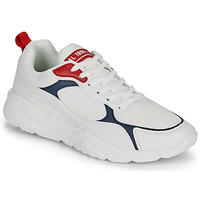 Sko Herre Lave sneakers André MARATHON Hvid
