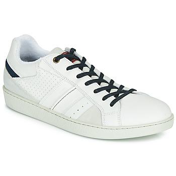 Sko Herre Lave sneakers André SNEAKSHOES Hvid