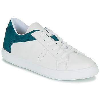Sko Herre Lave sneakers André BIOTONIC Hvid