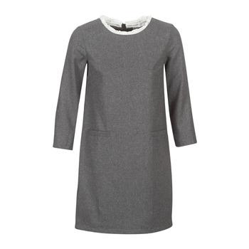 textil Dame Korte kjoler Betty London LABAMA Grå