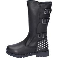 Sko Pige Chikke støvler Didiblu BR519 Sort