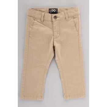 textil Børn Cargo bukser Ido 4U230 Beige