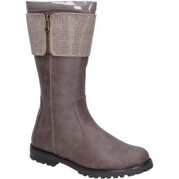 Sko Pige Chikke støvler It's For You BR544 Beige