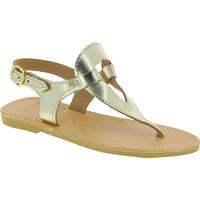 Sko Dame Sandaler Attica Sandals ARTEMIS CALF GOLD oro