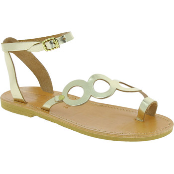 Sko Dame Sandaler Attica Sandals APHRODITE CALF GOLD oro